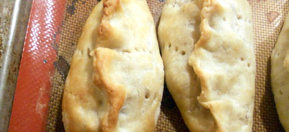Chicken and Pecan Pasty