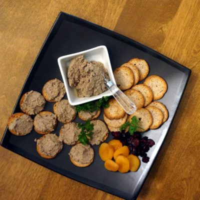 colorado pate appetizer